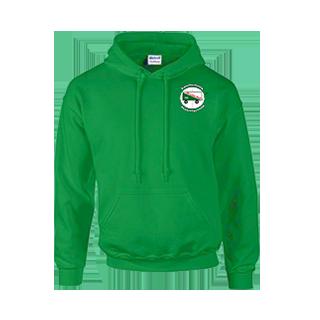 KV De Lytse Stuit hooded sweater basis